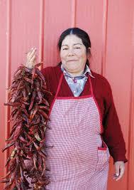 signora mapuche